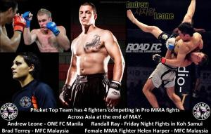 fight poster MFC