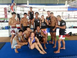 Muay Thai 290314